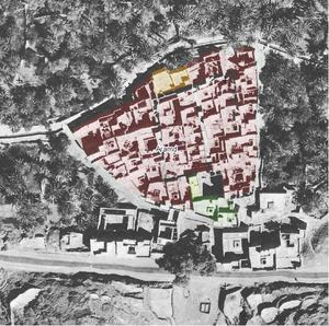 Ksar Z16 : Aramd : Carte satellite