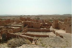 Ksar Z01 : Talate (Oua) : Photo : Vue du nord