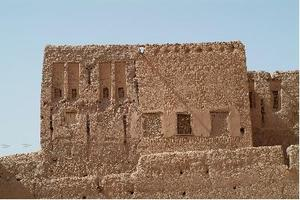 Ksar Z01 : Talate (Oua) : Photo : Facade de la maison no 3