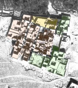 Ksar Z31 : Tinardn : Carte satellite