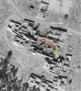 Ksar Z21 : Ayt Hammou (Tin) : Carte satellite